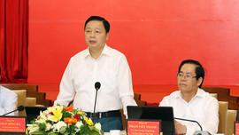 Hội nghị giao ban công tác quản lý tài nguyên và môi trường các tỉnh, thành phố phía Nam