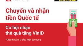 Giao dịch Western Union nhận ngay thẻ VIND trị giá lên đến 10 triệu đồng