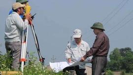 Kiểm kê đất đai và lập bản đồ hiện trạng sử dụng đất năm 2019: Bộ TN&MT ban hành Phương án thực hiện