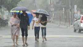Thời tiết ngày 1/10: Đà Nẵng đến Bình Thuận có mưa rào và dông vài nơi
