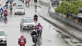Thời tiết từ 19-25/10: Trung Bộ, Tây Nguyên và Nam Bộ mưa giảm dần