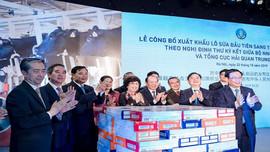 Sữa tươi TH chính thức xuất khẩu chính ngạch sang thị trường lớn nhất thế giới