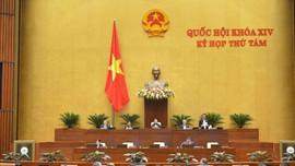 Quốc hội giám sát tối cao về phòng cháy, chữa cháy