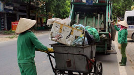 TP.HCM đồng loạt thực thi giải pháp quản lý chất thải rắn sinh hoạt