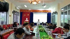 Bộ TN&MT tổ chức đoàn phóng viên đi tìm hiểu thực tế tại 2 tỉnh Bắc Kạn, Cao Bằng