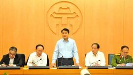 Hà Nội xác định nhiều giải pháp giảm ô nhiễm môi trường
