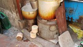 Thay thế và loại bỏ toàn bộ việc sử dụng than tổ ong và bếp than tổ ong