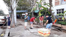 Đà Nẵng: Toàn thành phố dọn vệ sinh môi trường phòng dịch bệnh