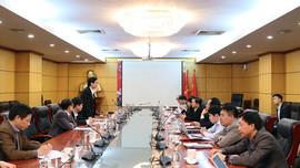 Bộ Tài nguyên và Môi trường làm việc với UBND tỉnh Sơn La
