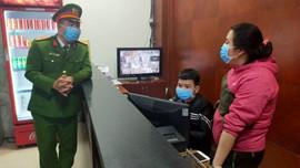 Vĩnh Phúc: Kiểm danh, kiểm diện người dân xã Sơn Lôi