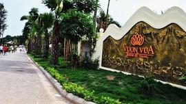 Phú Thọ: Xử phạt chủ đầu tư dự án Vườn Vua 120 triệu đồng vì vi phạm bảo vệ môi trường