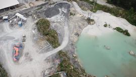 Hà Nam: Công ty Xuân Lộc Phát xây dựng không phép, hoạt động gây ô nhiễm môi trường