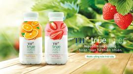 Nước uống sữa trái cây TH – nguồn năng lượng từ thiên nhiên cho người tiêu dùng trẻ