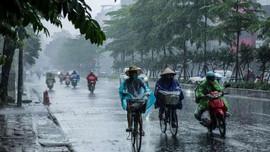 Dự báo thời tiết ngày 19/3: Bắc Bộ, miền Trung mưa rải rác, miền Nam có nắng nóng
