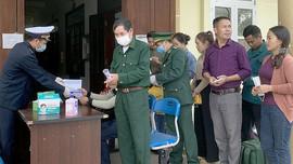 Bộ đội Biên phòng Điện Biên tăng cường kiểm soát, ứng phó dịch bệnh Covid-19