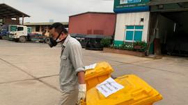 """Quy trình xử lý rác thải y tế tại Urenco13  """"mùa dịch Covid-19"""""""