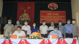 Hoàn tất việc bàn giao tuyến địa giới hành chính giữa Quảng Trị - Thừa Thiên Huế