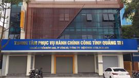 Quảng Trị: Tạm dừng vận tải hành khách, tiếp công dân, thủ tục hành chính trực tiếp