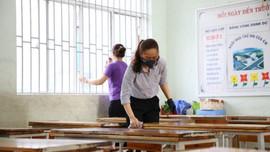 Quảng Trị: Sẵn sàng cho học sinh trở lại trường sau thời gian nghỉ dịch Covid-19