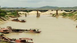 Phú Thọ triển khai Nghị định 23/2020/NĐ-CP quy định về quản lý cát, sỏi lòng sông và bảo vệ lòng, bờ, bãi sông