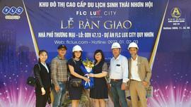 Shophouse FLC Lux City Quy Nhon chào đón các tân chủ nhân đầu tiên