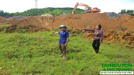 """Thường Xuân (Thanh Hóa): Gần một năm thi công dự án, tiền đền bù chưa về """"tay"""" người dân?"""