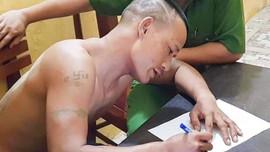 Hà Tĩnh: Tạm giữ đối tượng cầm dao xông vào trụ sở chém công an bị thương