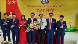 Đảng bộ Sở TN&MT Lạng Sơn tổ chức Đại hội nhiệm kỳ 2020 - 2025