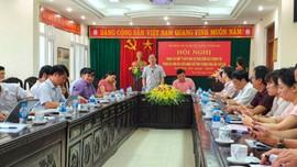 Thanh Hóa: Họp báo về Hội nghị Xúc tiến đầu tư năm 2020