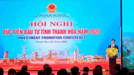 Phó Thủ tướng Thường trực Trương Hòa Bình tham dự Hội nghị xúc tiến đầu tư tỉnh Thanh Hóa