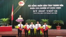 Bầu ông Nguyễn Văn Thi giữ chức vụ Phó Chủ tịch UBND tỉnh Thanh Hóa