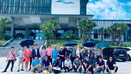 FLC Quảng Bình đẩy nhanh tiến độ thi công, hút khách tham gia trải nghiệm thực tế
