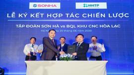 Tập đoàn Sơn Hà tiến sâu vào lĩnh vực năng lượng tái tạo