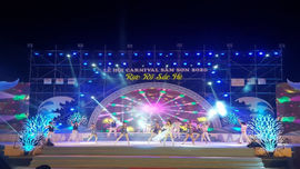 Đặc sắc Lễ hội Carnival Sầm Sơn 2020