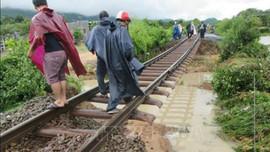 Đường sắt triển khai các giải pháp ứng phó mùa mưa bão 2020