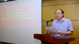 Hội thảo góp ý dự thảo các Văn kiện trình Đại hội đảng Bộ TN&MT lần thứ IV, nhiệm kỳ 2020 – 2025