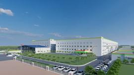 Tập đoàn Xây dựngHòa Bình trúng thầu dự án nhà máy sản xuất bánh gạo Want Want
