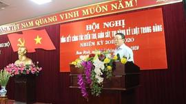 Nam Định: Kỷ luật 2.218 Đảng viên trong nhiệm kỳ 2015 - 2020