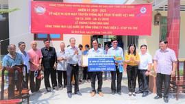 EVNGENCO 3 trao tặng hệ thống lọc nước nhiễm mặn cho tỉnh Tiền Giang