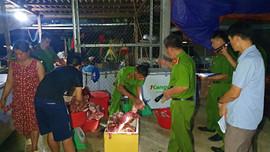 Phát hiện lò mổ lợn trái phép tại huyện miền núi Quảng Trị