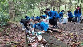Tích cực trong công tác bảo vệ môi trường và phòng chống rác thải nhựa
