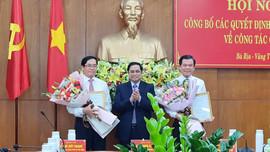 Đồng chí Nguyễn Hồng Lĩnh được điều động giữ chức Phó Trưởng Ban Dân vận Trung ương