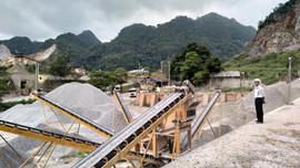 Điện Biên: Tăng cường quản lý việc cấp phép và khai thác khoáng sản
