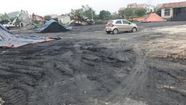"""TX Hoàng Mai (Nghệ An): Người dân """"kêu trời"""" vì ô nhiễm bụi than"""