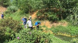 Nghệ An: Chỉ đạo xử lý ô nhiễm môi trường tại trại lợn Công ty Đại Thành Lộc