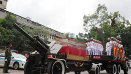 Lời cảm ơn của Ban Lễ tang và gia đình đồng chí Lê Khả Phiêu