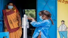 Cứ 5 trường học trên thế giới, có 2 trường không có trang thiết bị rửa tay trước COVID-19