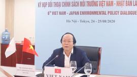 Đối thoại chính sách môi trường giữa Việt Nam và  Nhật Bản lần thứ 6