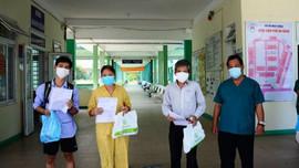 Nam sinh Đại học Bách khoa Đà Nẵng được chữa khỏi COVID-19