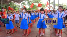 Thái Nguyên: Tưng bừng Lễ khai giảng năm học mới 2020-2021